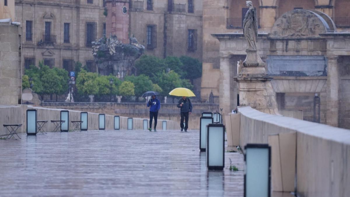 Los bomberos atienden en torno a 70 llamadas por la tormenta en Córdoba