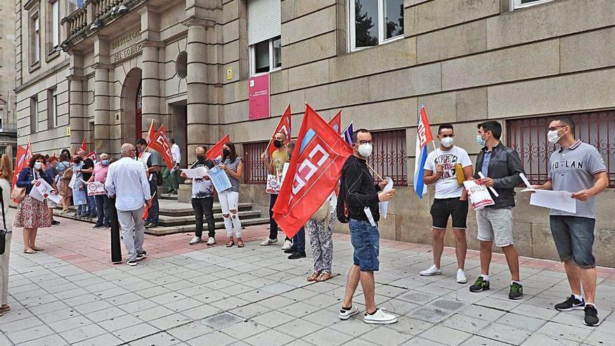 CC OO pide la derogación de la reforma laboral y la subida de salario mínimo