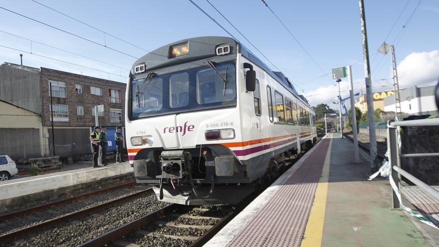 Renfe suspende de manera temporal sus comunicaciones entre Vigo y Oporto