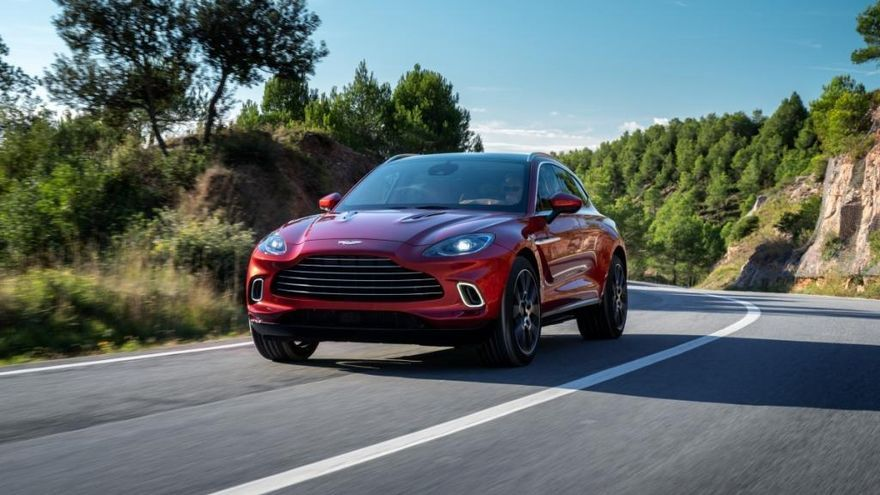 Así es el nuevo Aston Martin DBX, el primer SUV de la marca