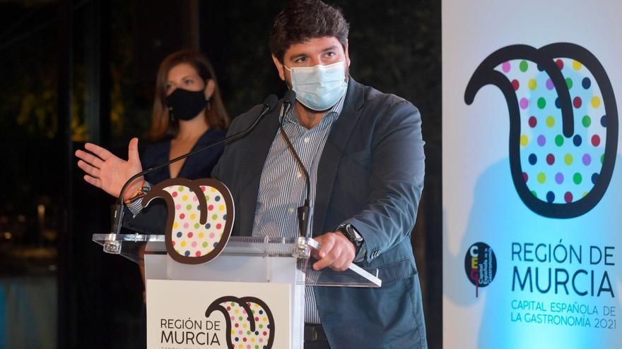 """López Miras celebra que el Gobierno """"rectifique"""" sobre la financiación autonómica"""