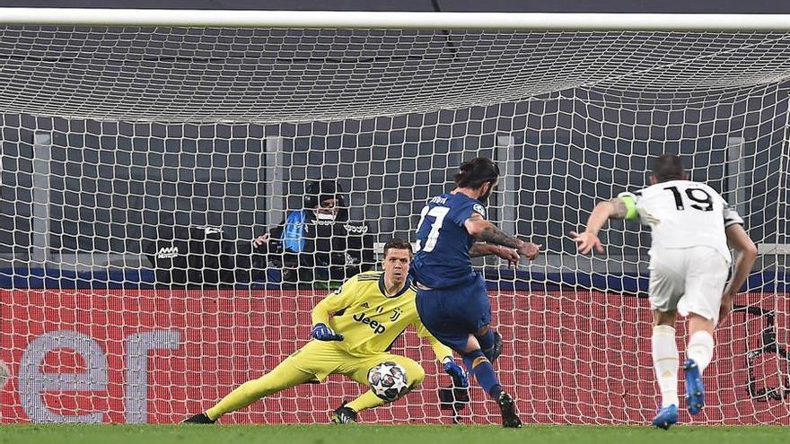 El Oporto manda a la Juventus a casa