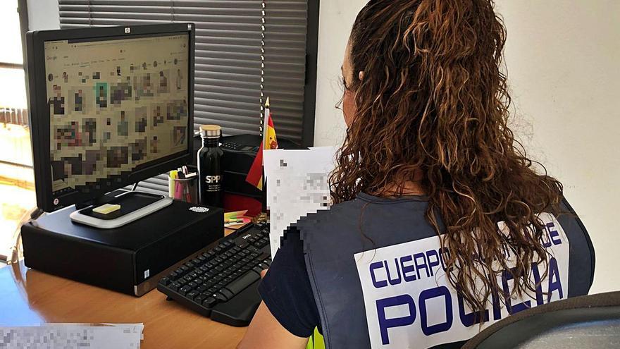 La Policía evita una cita sexual de un hombre con un menor en Orihuela