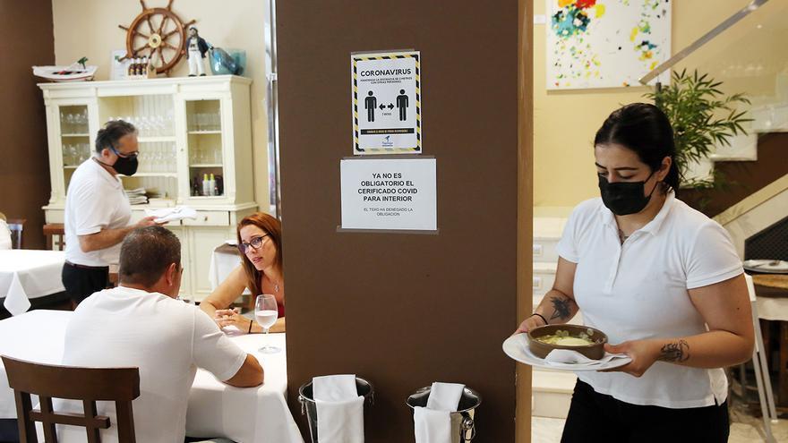 Cambio radical en la hostelería gallega: los dueños deciden en qué nivel se sitúan