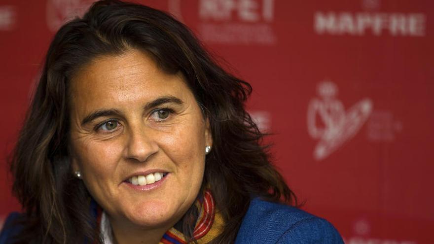 Conchita Martínez: ''No me merecía un final así''