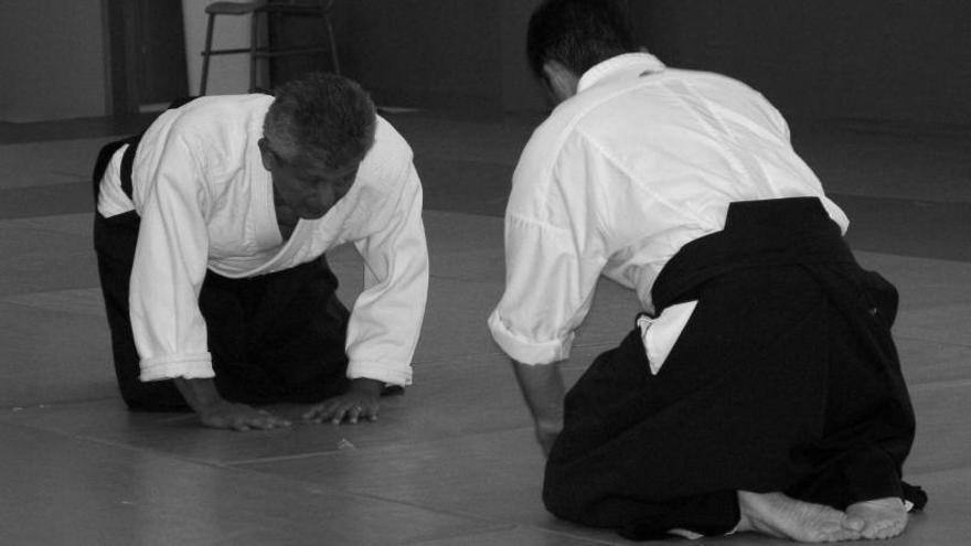 Aikido a Manresa com a eina per resoldre conflictes de forma no violenta