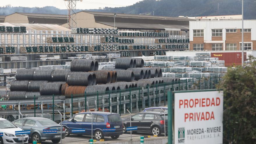 La industria regional perdió 6.000 empleos en tres años, más de los que tiene Arcelor