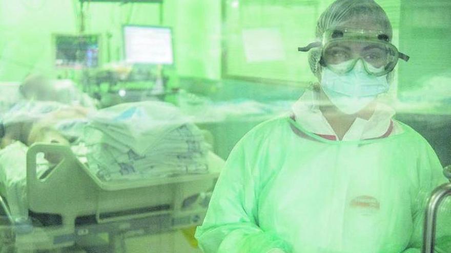 Dos años seguidos de caída en las agresiones a sanitarios en Canarias