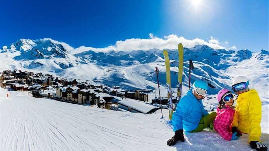Tres destinos 'low cost' para disfrutar de la nieve
