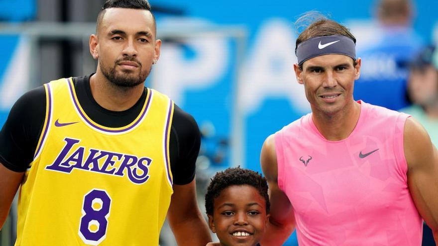 "Rafa Nadal: ""Kobe ha sido una referencia para tanta gente"""