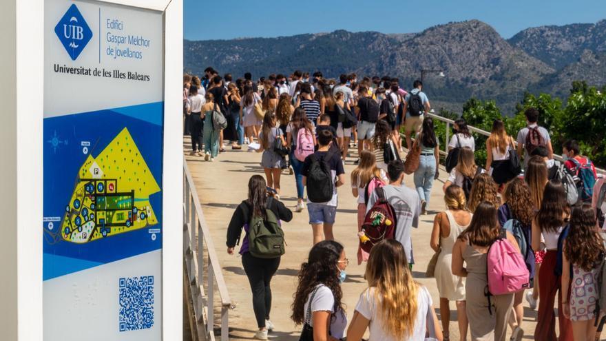 El 77,3% de los alumnos de Baleares supera la Selectividad en la convocatoria extraordinaria de julio