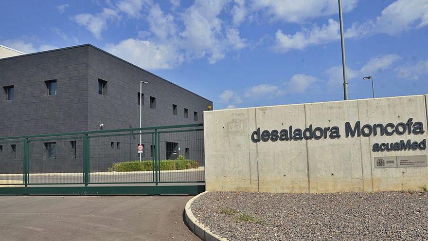 El Gobierno elude «por ahora» asumir el coste de las desaladoras de Castellón