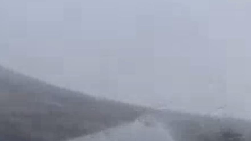 Lluvia en Lanzarote (26/11/20)