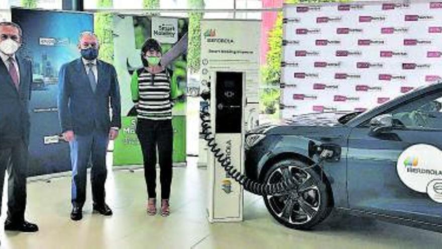 Grupo Huertas e Iberdrola se alían para impulsar la movilidad eléctrica