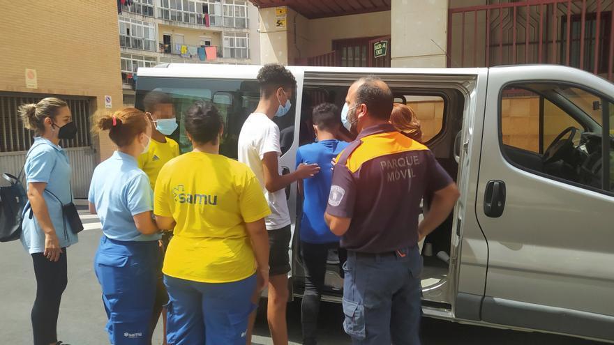 Dos juzgados de Ceuta ordenan parar las devoluciones de niños migrantes