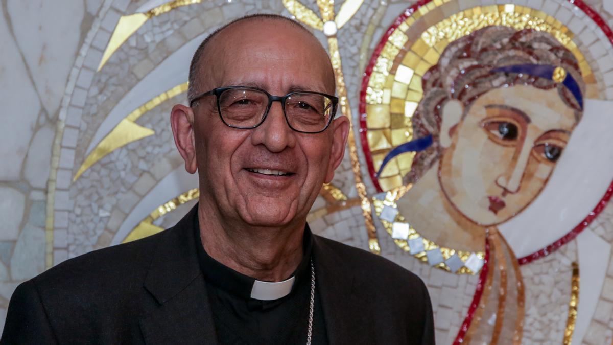 El presidente de la Conferencia Espiscopal Española y cardenal arzobispo de Barcelona, Juan José Omella
