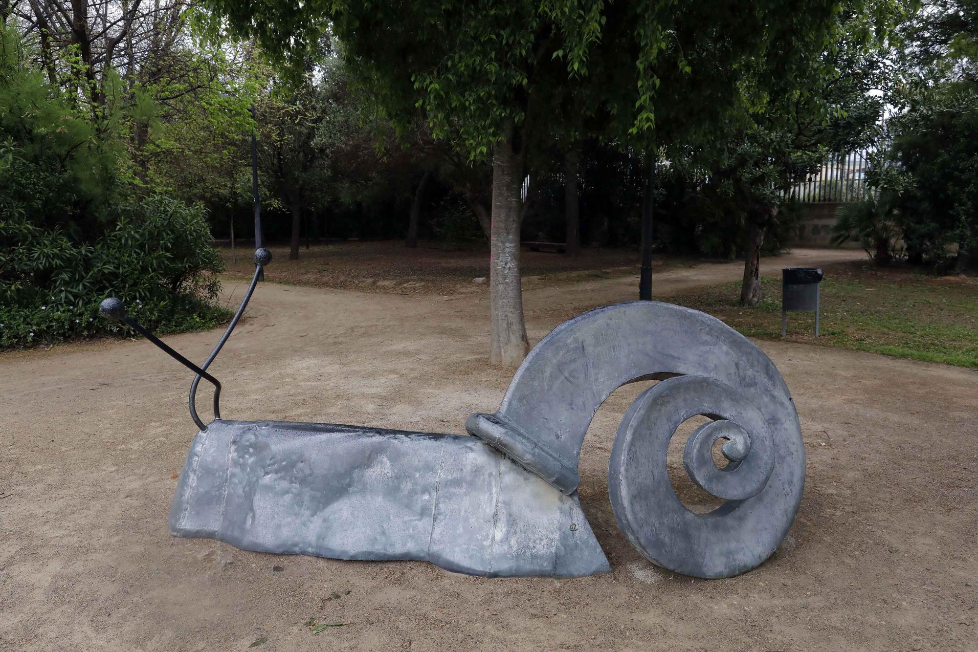 La rambleta que inspiró un parque