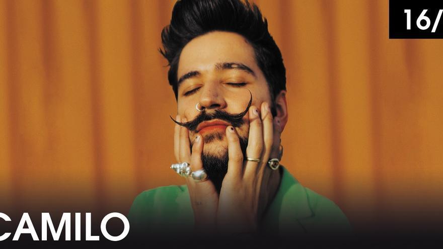 Camilo confirma un tercer concierto en Starlite Marbella el viernes 16 de julio