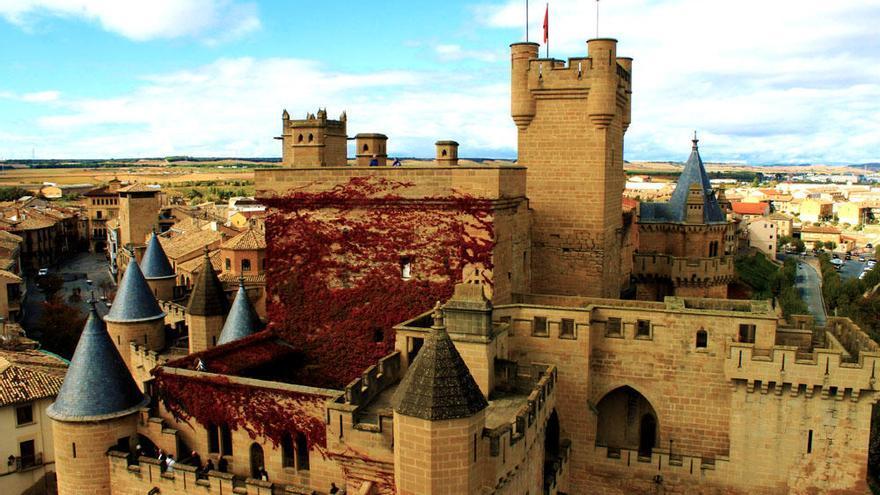Navarra, reino de castillos y fortalezas