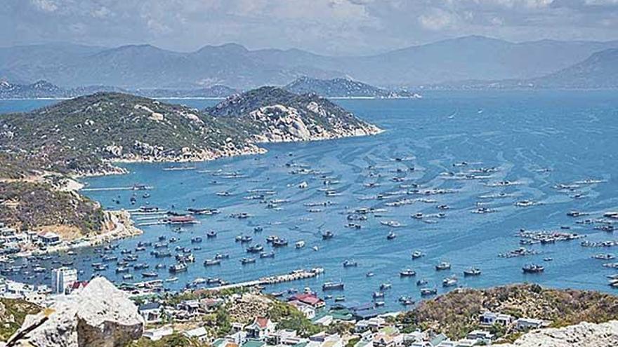 Sudeste asiático, cinco países y un único destino