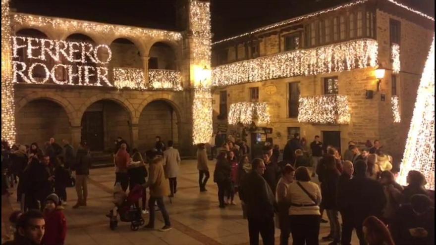 Electra y Lolita dan las campanadas en Puebla