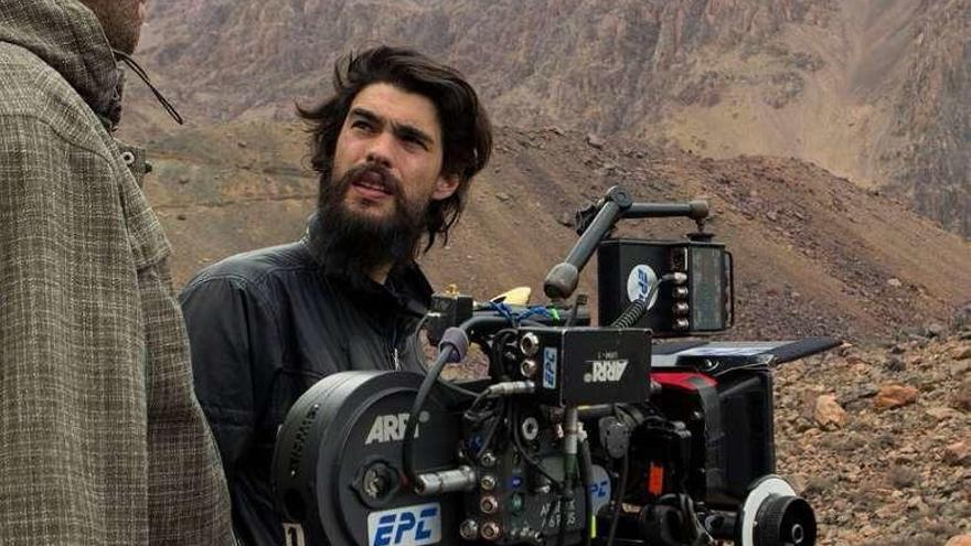 """Oliver Laxe busca actores en Lugo para su nueva película, """"Aquilo que arde"""""""
