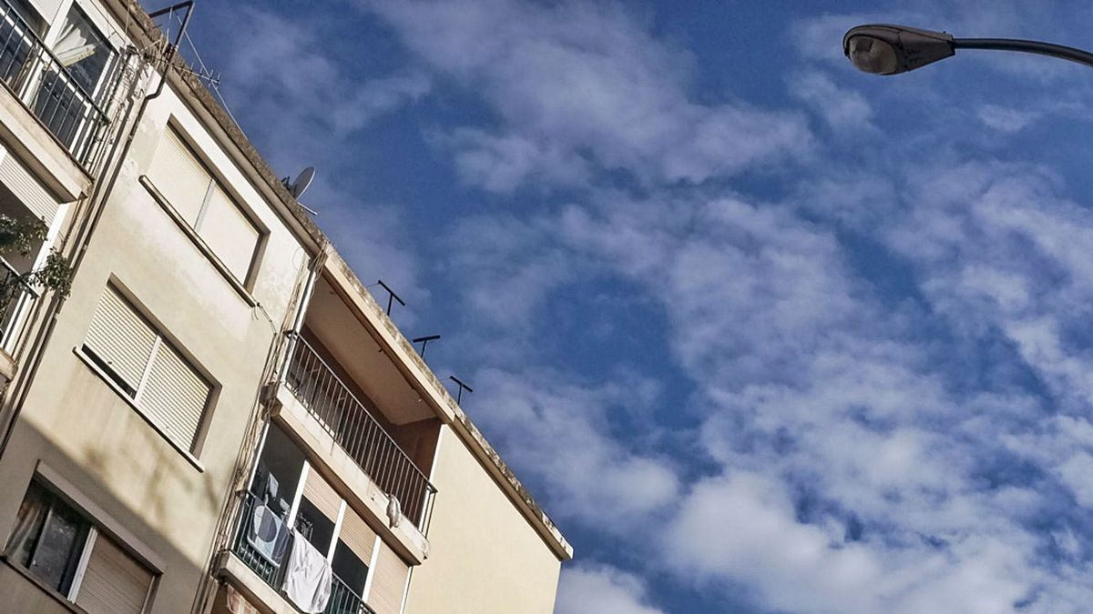 Son Gotleu es una de laszonas de Palma que más pisos de bancos concentra.