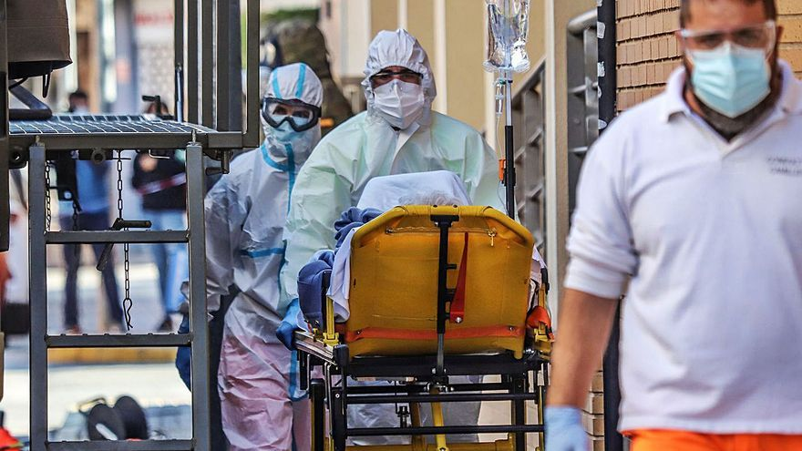 Surgen seis nuevos brotes en geriátricos de la provincia de Alicante en un solo día