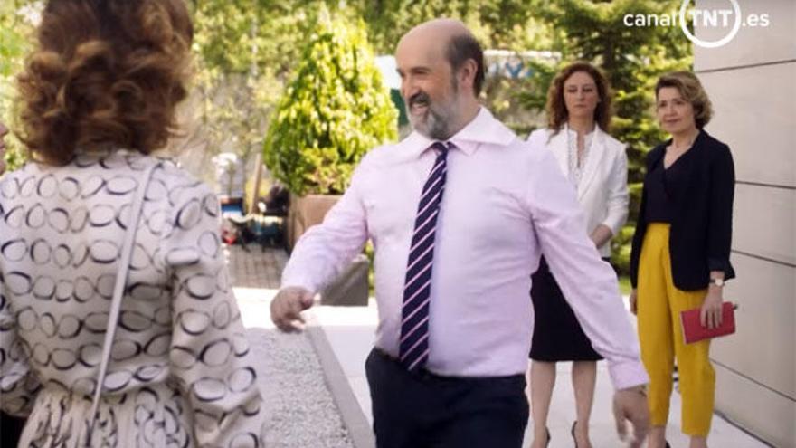 Javier Cámara regresa a la política en la secuela de 'Vota Juan'