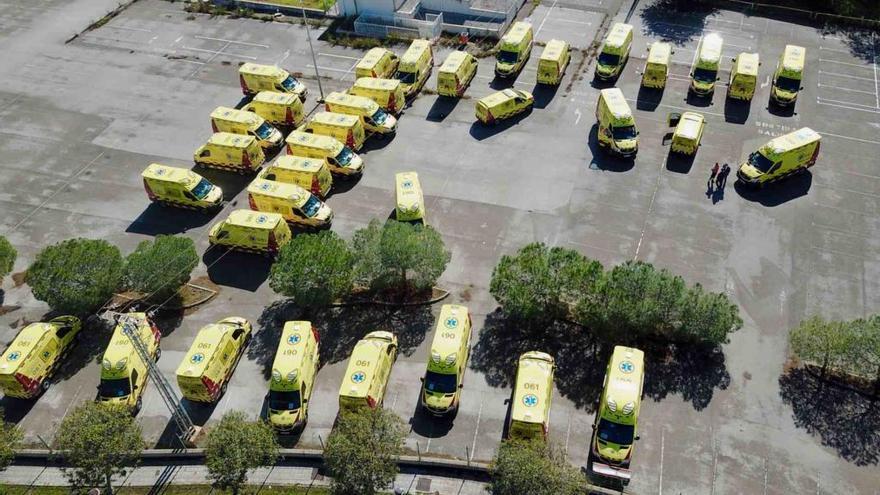 """Mallorca bekommt die """"modernsten Krankenwagen im ganzen Land"""""""