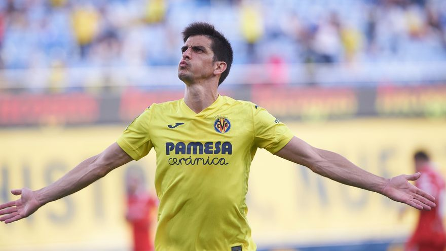Gerard Moreno sigue sin entrenar