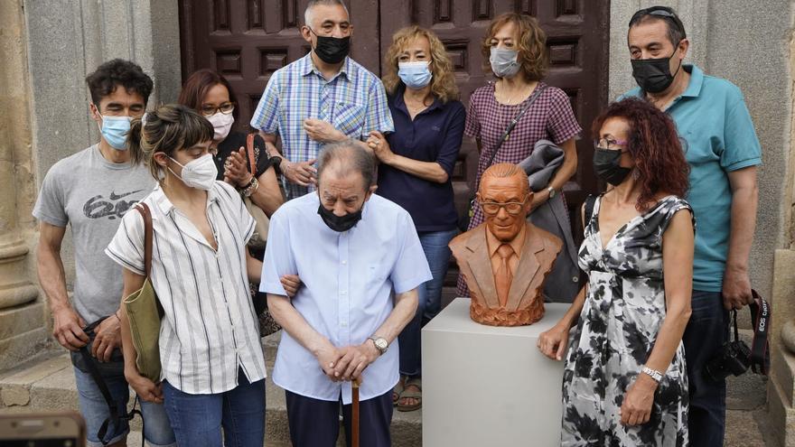 """Herminio Ramos predica su """"cariño e interés"""" por el barro"""
