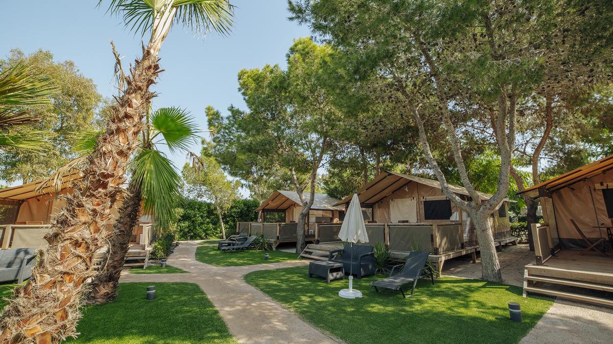 Imagen de un resort de Alannia en la provincia