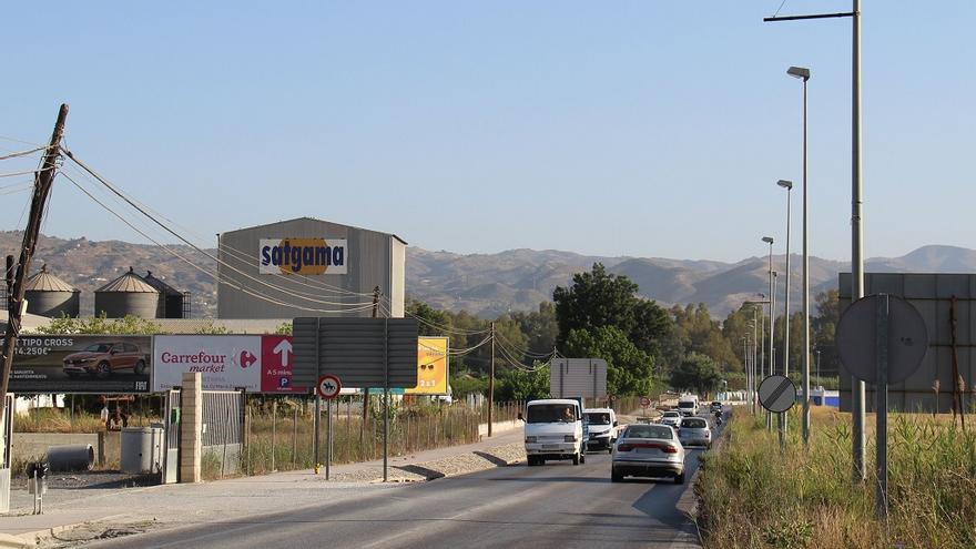 La Junta impulsa el desdoblamiento de la carretera A-7057 a la Estación de Cártama