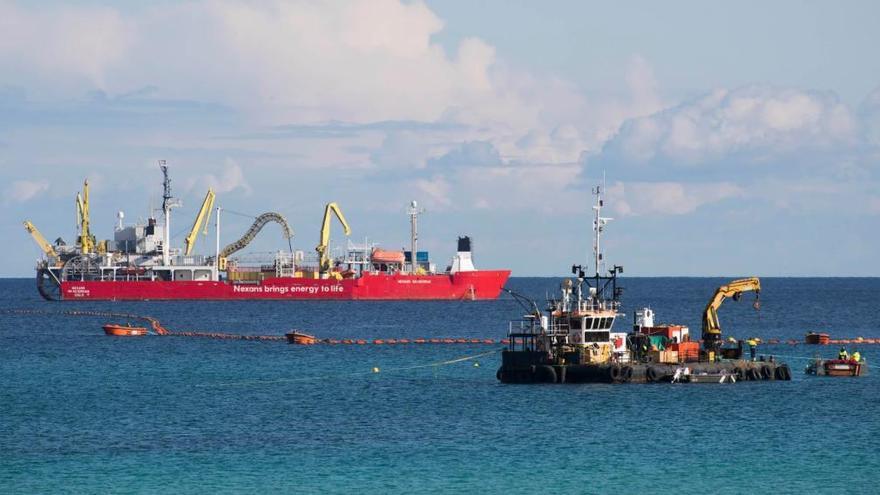 Stromkabel verbindet wieder Mallorca und Menorca