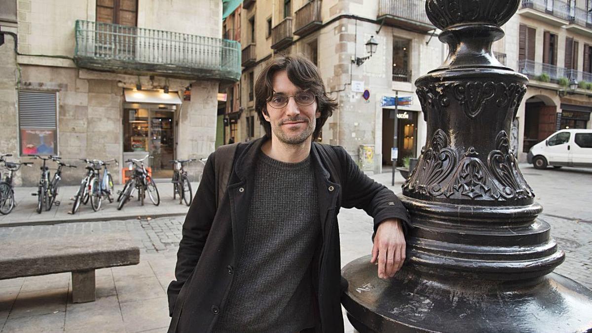 Raül Garrigasait obtéel Premi Punt de Llibre