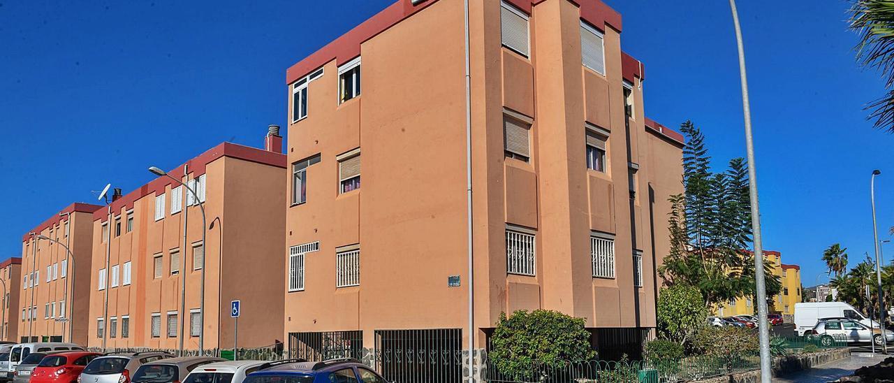 Urbanización Las Llaves de San Fernando de Maspalomas.