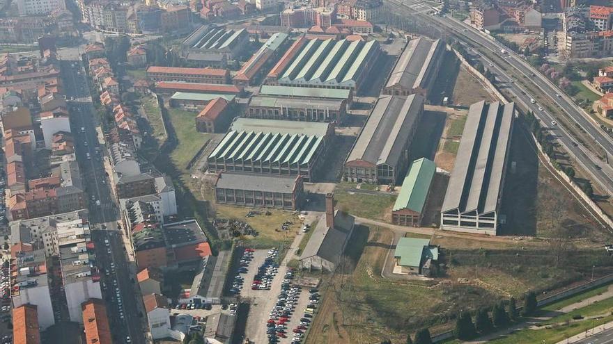 Oviedo alumbra un nuevo centro