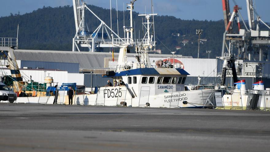 El Sergas permite a los marineros confinados en Marín trasladarse a sus domicilios
