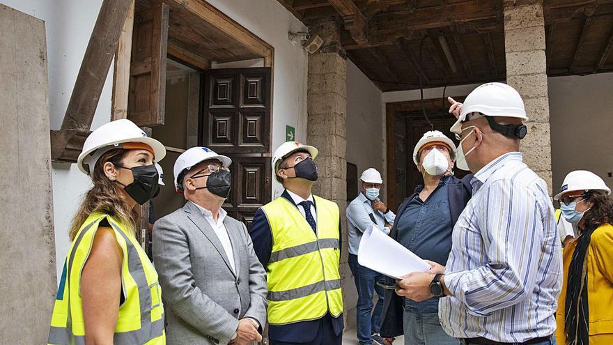 Una amplia zona exterior facilitará el acceso al Museo de Bellas Artes Mubea