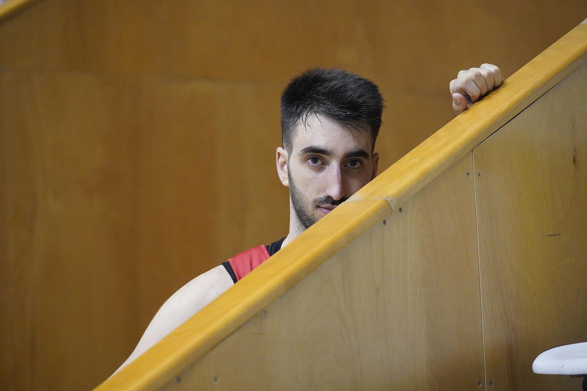 «El primer record de Fontajau és l'Akasvayu guanyant el Madrid»