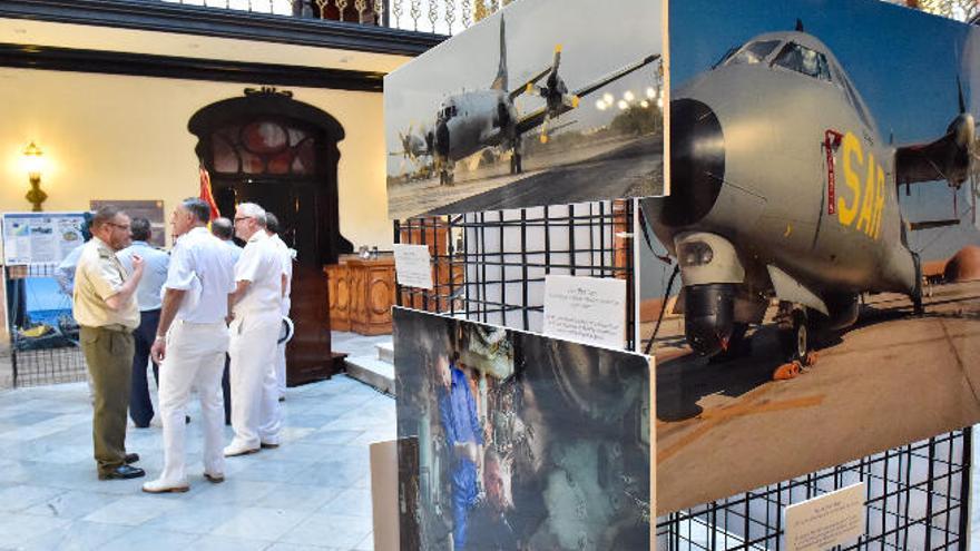 El Gabinete muestra las entrañas de la operación 'Atalanta'