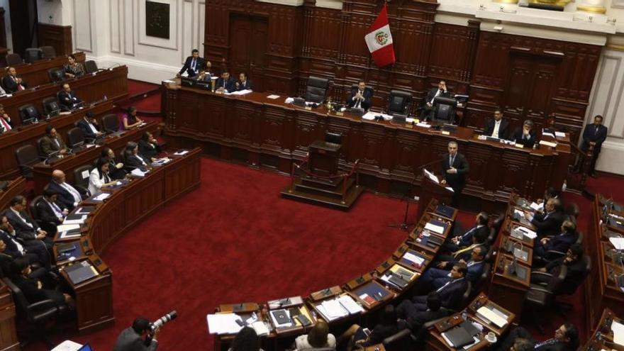 Perú ratifica su acuerdo comercial postBrexit con el Reino Unido