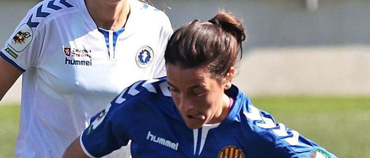 María Requena, con el CE Seagull la pasada campaña.