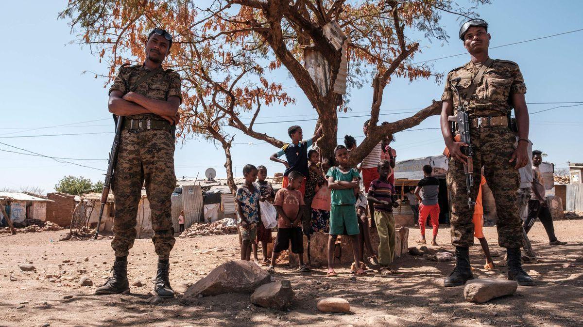Más de 20.000 refugiados en paradero desconocido en Etiopía, según la ONU
