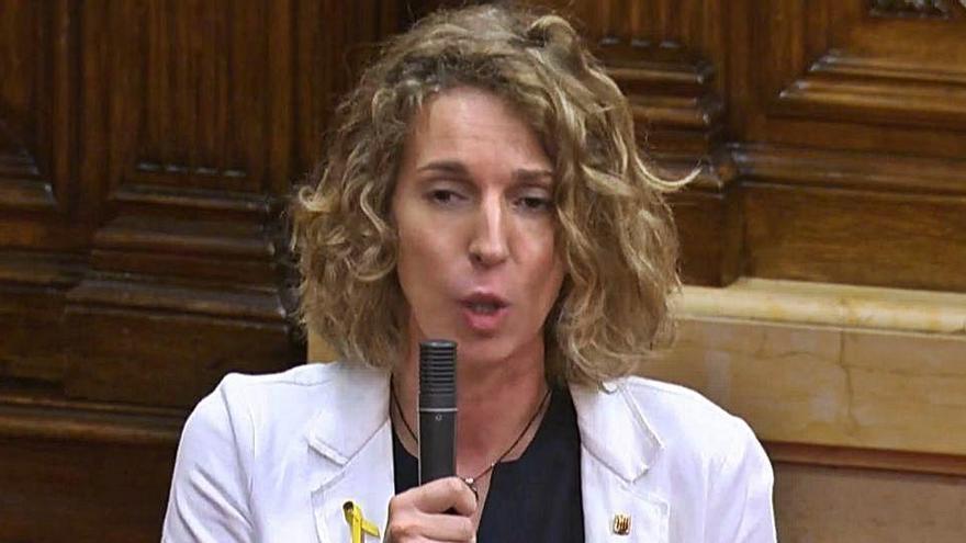 Àngels Chacón, l'única candidata a les primàries del PDeCAT