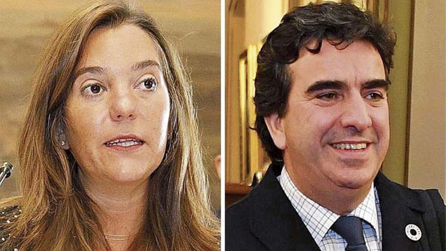 La alcaldesa propone negociar el futuro del puerto a partir de la crisis financiera que sufre