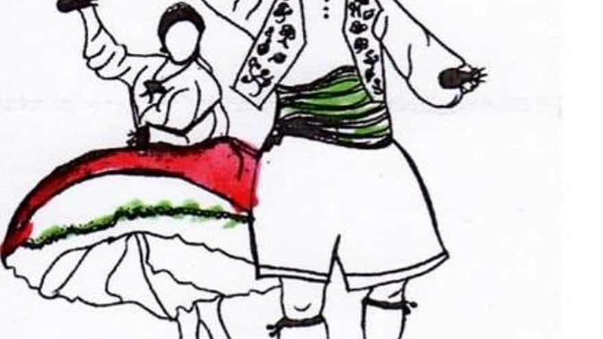 10 de octubre Danzas valencianas
