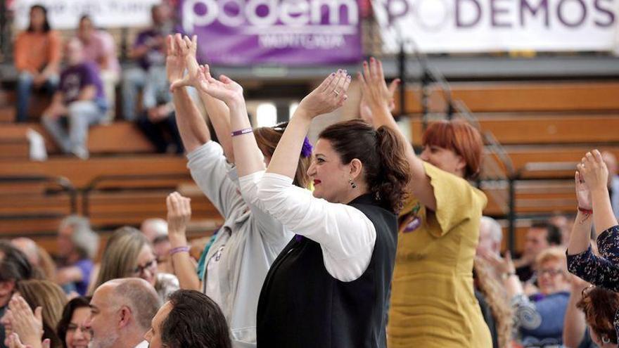 Las 'familias' de Podemos pelean por el voto