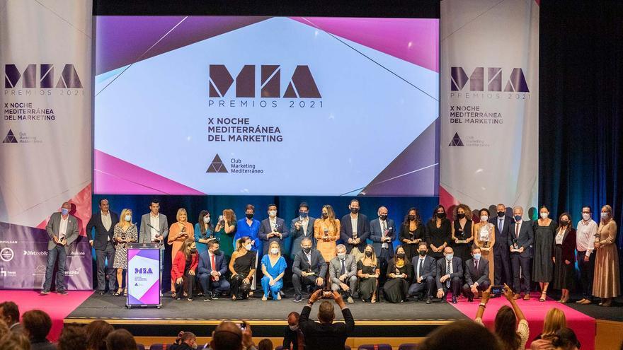 La empresa Miniland, de Onil, galardonada en la gala de los Premios MIA